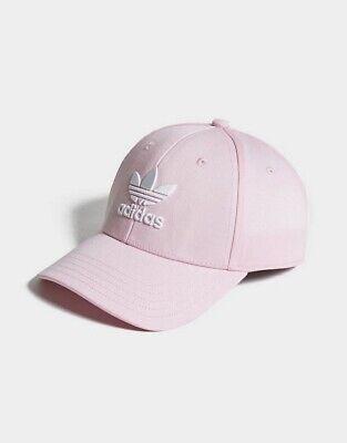 NEW - Adidas Trefoil classic cap (Pink) - Free UK P&P