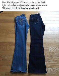 Ladies spring jackets and jeans