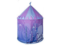 Children's pop up play tent