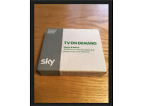 Sky TV SD501R Wireless On Demand Box