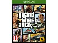 WANTED: GTA 5 XBOX ONE