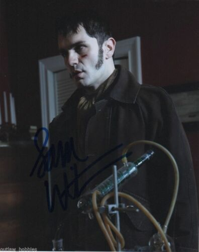 Once Upon A Time Sam Witwer Autographed Signed 8x10 Photo COA