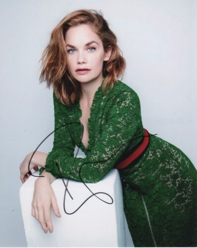 Ruth Wilson Sexy Autographed Signed 8x10 Photo COA #S4