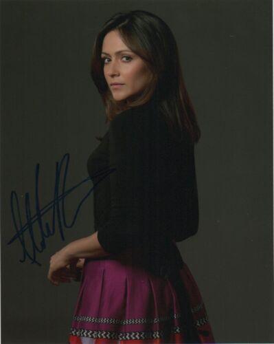 Italia Ricci Designated Survivor Autographed Signed 8x10 Photo COA #14