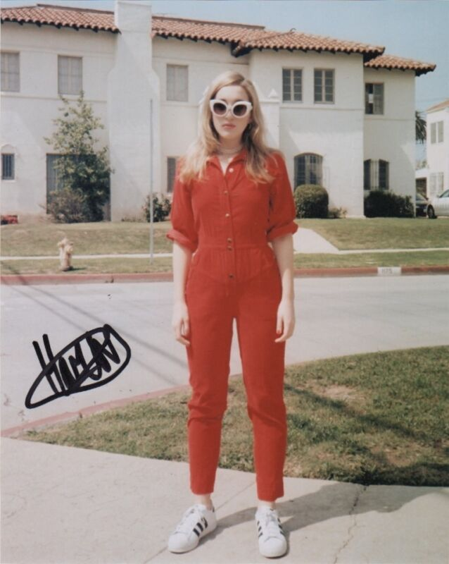 Harley Quinn Smith Yoga Hosers Autographed Signed 8x10 Photo COA #4