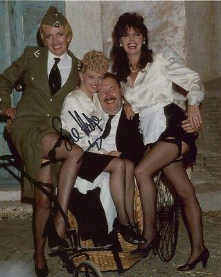Sue Hodge Photo Signed In Person - 'Allo 'Allo - C829