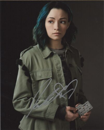 Jodelle Ferland Dark Matter Autographed Signed 8x10 Photo COA #j1