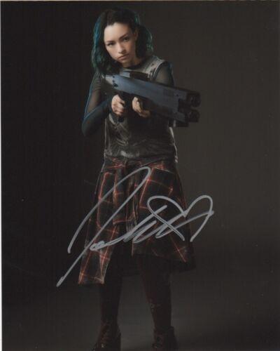 Jodelle Ferland Dark Matter Autographed Signed 8x10 Photo COA #J2