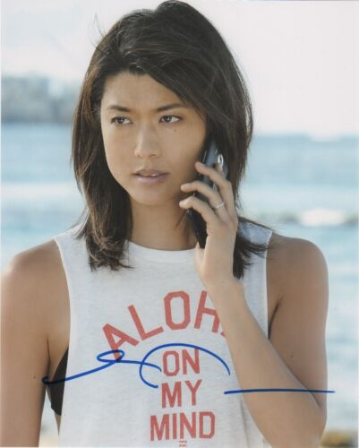 Grace Park Hawaii Five 0 Autographed Signed 8x10 Photo COA #4