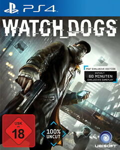 Watch Dogs -- Bonus Edition (Sony PlayStation 4, 2014) - Kassel, Deutschland - Watch Dogs -- Bonus Edition (Sony PlayStation 4, 2014) - Kassel, Deutschland