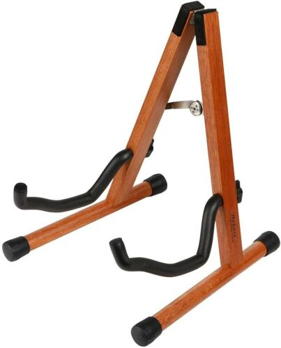 Guitar Stand, Neboic Wood Acoustic Guitar Stand, Electric Guitar Stand