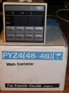 Fuji electric temperature controller PYZ4 PYZ4REY1-1V new 1 !!!!! - <span itemprop=availableAtOrFrom>Gdansk, Polska</span> - Fuji electric temperature controller PYZ4 PYZ4REY1-1V new 1 !!!!! - Gdansk, Polska