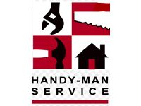 Handyman & Joinery service all Jobs Welcome