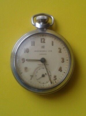 INGERSOLL Ltd. LONDON -TRIUMPH- POCKET WATCH (WORKING)