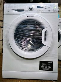 Hotpoint 9kg 1400 Washing Machine ***FREE DELIVERY & CONNECTION***3 MONTHS WARRANTY***