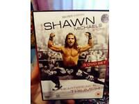 Shawn Michael's dvd (3 discs)