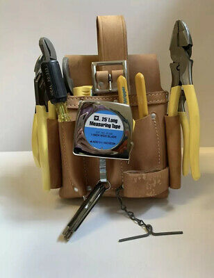 Ideal 35-800 Electricians Tool Set With Pouch