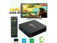 MXQ PRO BEST ANDROID TV BOX HD SMART TV FIRESTICK
