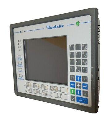 Bkdc164445 Uniop Russelectric 5.5 Operator Interface Hmi Keypad Display --sa
