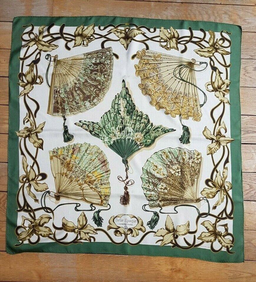 Foulard carre 90 x 90  soie hermes