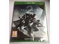 Destiny 2 Xbox One Brand New Sealed - collect only Stockport
