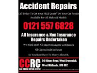 Car & Van Body Repair (All Jobs Taken)