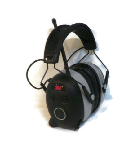 Open Box Wireless Bluetooth WorkTunes AM FM MP3 Headphones, Hearing Protection