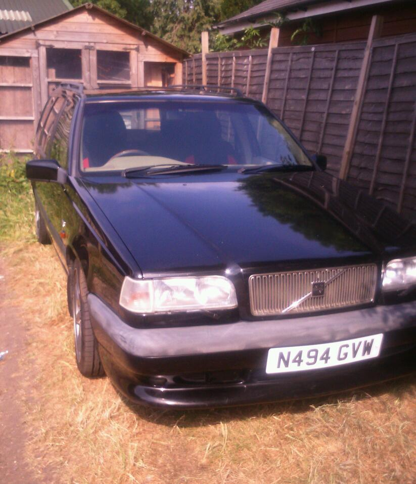 Volvo 850 R For Sale
