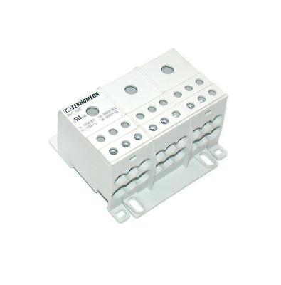 Teknomega Rpt 125 Power Distribution Terminal Block 125 Amp 600 Vac
