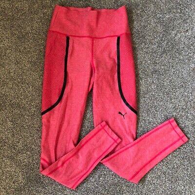 Puma Leggings Pink Size 10