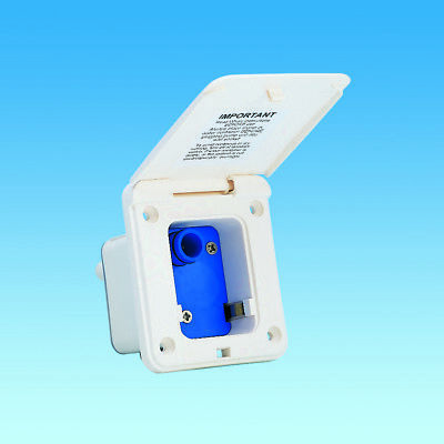 Caravan Whale Watermaster Inlet Socket for Microswitched Water System ES1000