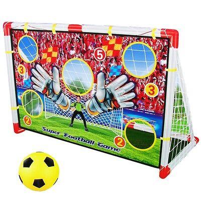 Fussballtor Torwand Fussball Tor Fußball Soccer Goal  Fußball Garten Spielzeug