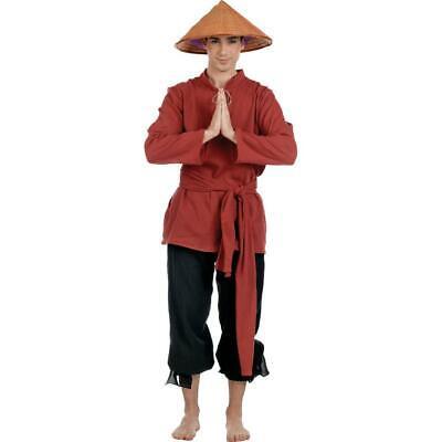 Chinese Jumin Herrenkostüm Reisbauer Herren Kostüm