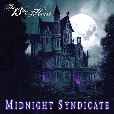 Midnight Syndicate The 13th Hour Halloween Party Background Music CD ](Halloween Background Music)