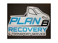 Plan B Recovery Services & transport 24/7