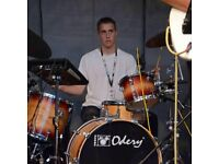 Professional drummer available for work
