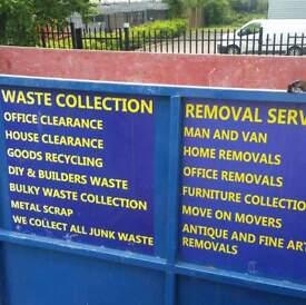 Rubbish removal waste removal junk removal garden waste skip hire
