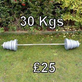 30 Kgs Barbell