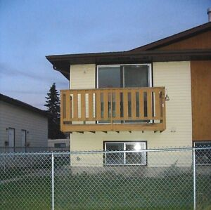 3 Bedroom 4-Plex in a Great Area