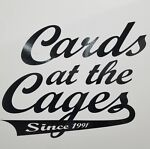 Cards At The Cages Greensboro NC
