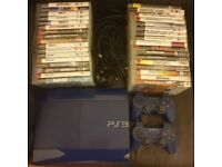 PS3 500 GB with 30+ Games