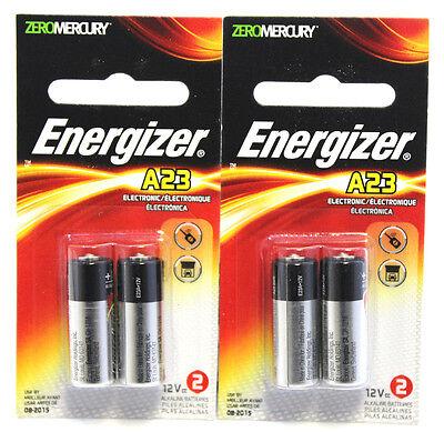 4x a23 battery 12v alkaline e23a a23bpz