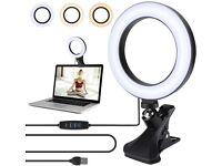 """Opard Ring Light 6.1""""/15.5cm for Laptop Selfie LED"""