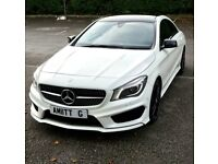 Mercedes Benz 2.1 CLA220 AMG Sport Automatic, Full Service History, Long Mot,Super Low Miles,1 Owner