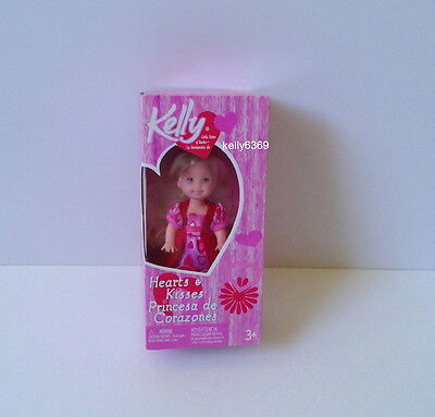 KELLY Doll **HEARTS & KISSES**  Valentine Barbie Dolls #1 NEW