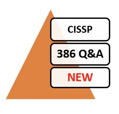 2020 Updated ISC2 CISSP Info Systems Security Exam 386 Q&A PDF File!