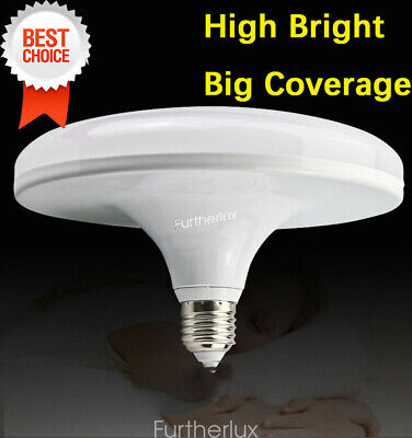 2pack Best 220V E27 LED Flying Saucer Lamp Light UFO Shape Spotlight Bulb