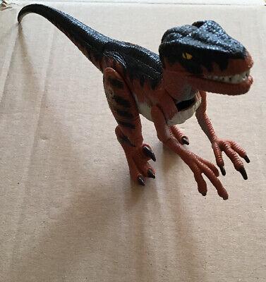 Jurassic Park Site B JP 06 Strike Action Raptor Velociraptor