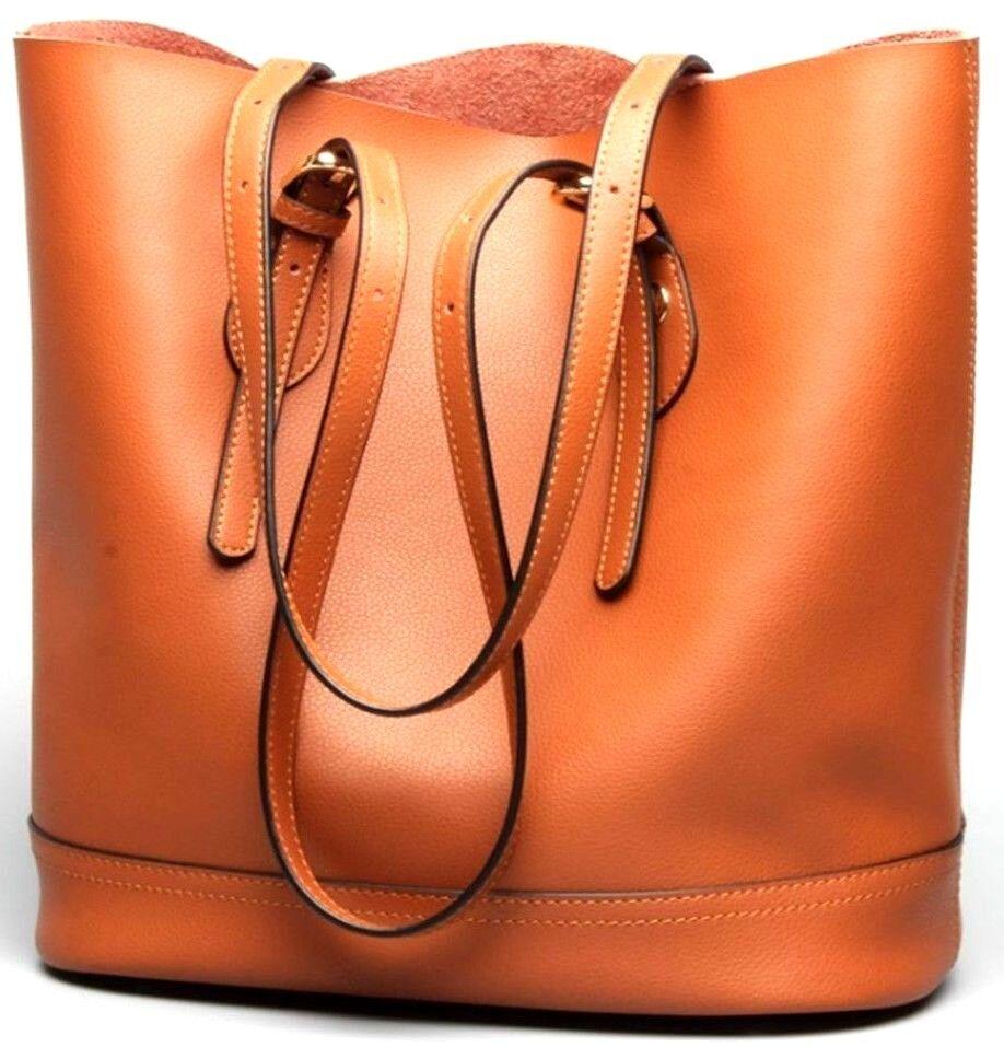 Купить Unbranded - Fashion Women's Genuine Leather Satchel Shoulder Handbag Bag Tote bag New