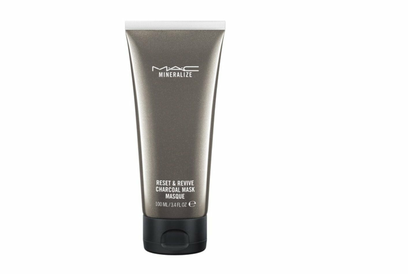 MAC MINERALIZE RESET & REVIVE CHARCOAL MASK 3.4 OZ New in Bo